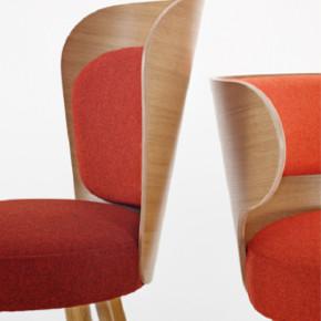 Sillas de diseño para hotelería – Paged by Tecno Retail Bs As