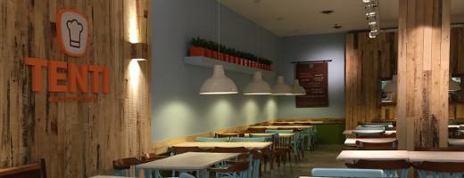 Diseño de locales gastronómicos – TENTI – Arqta. Laura Sinisi