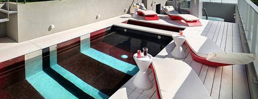 Muebles de diseño para hoteles – Hotel OWN – Moldava