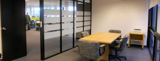 Interiorismo Corporativo – Diseño de oficinas en microcentro – Virginia Di Leoni